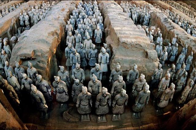 ผลการค้นหารูปภาพสำหรับ 秦始皇兵馬俑